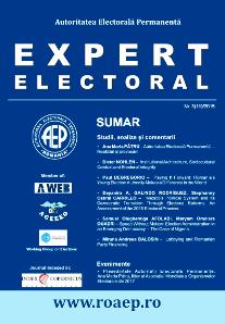 Coperta expert electoral